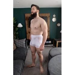 Boxer de Ostomia para Homem